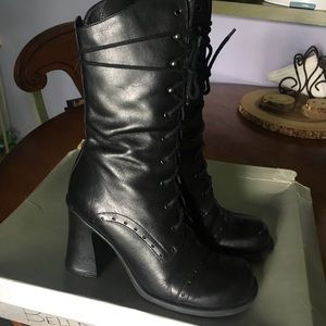 Report combat boots Size 9